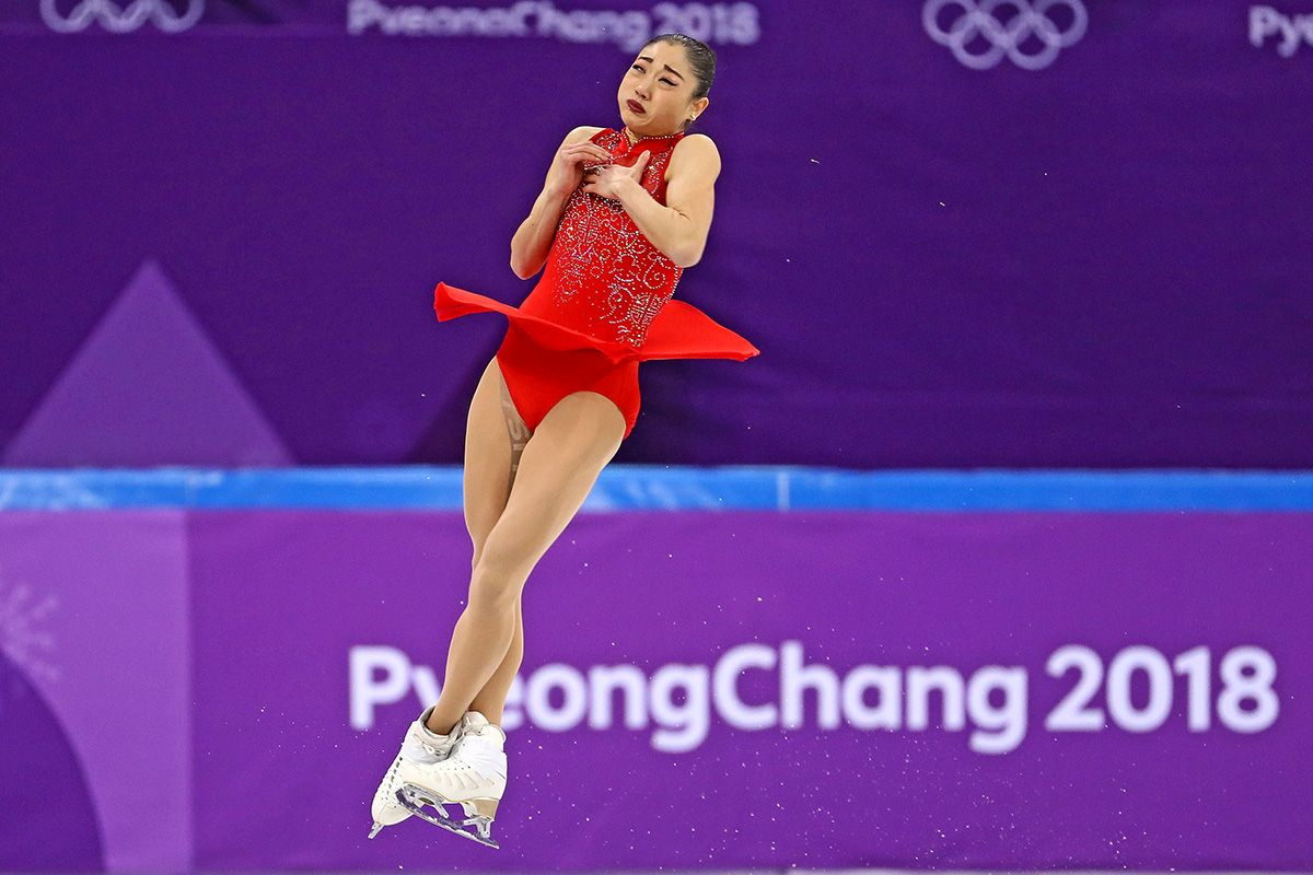 Can Olympic Figure Skaters Break The 5 Spin Barrier Live Science
