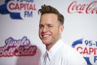 Strictly Come Dancing - Olly Murs at the Jungle Bell Ball in 2018