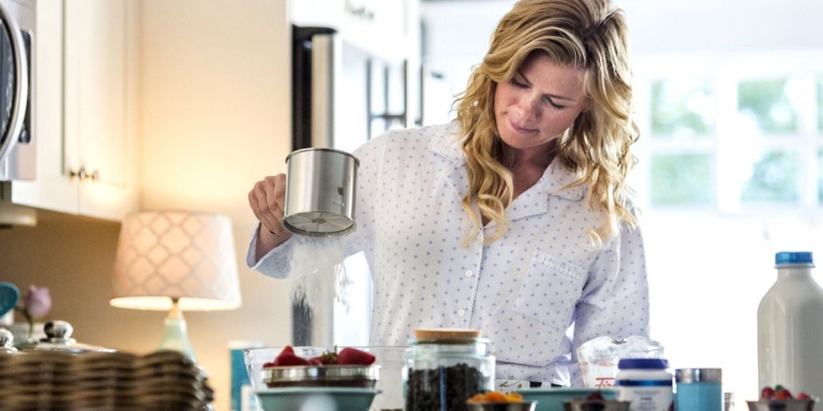 Alison Sweeney in Murder, She Baked: A Chocolate Chip Cookie Mystery