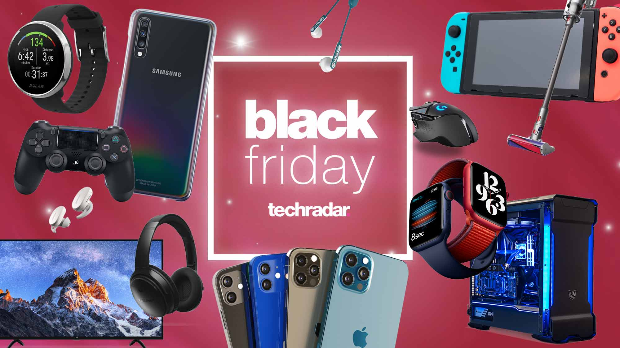 Biggest Deals Christmas Weekend 2021 Black Friday Deals 2021 What We Expect To See Techradar