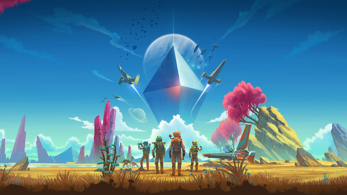 No Man's Sky planned a 'very light' multiplayer that was spiked before launch