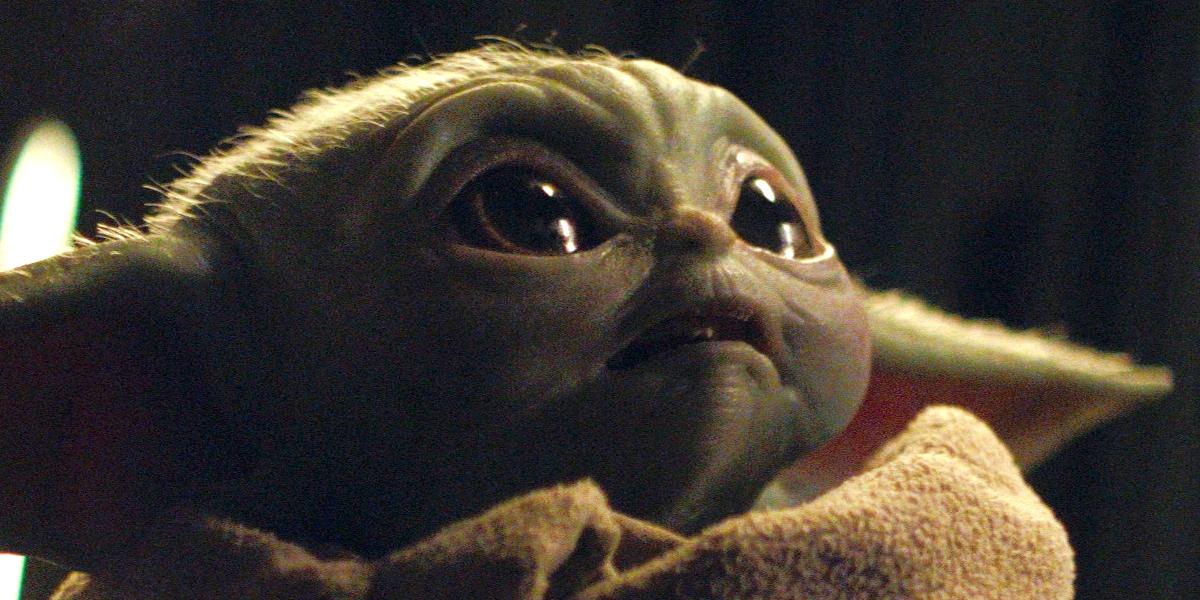 The Mandalorian Baby Yoda The Child Disney+
