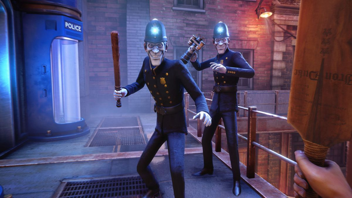 New We Happy Few Trailer offers a confusing lesson in happiness