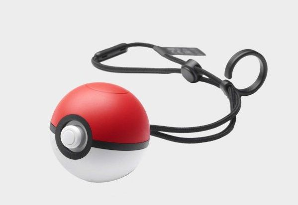 Grab a Poke Ball Plus controller for $40, the lowest price we've ever seen