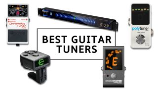 11 best guitar tuners 2021: the best chromatic, polyphonic and strobe guitar tuners around