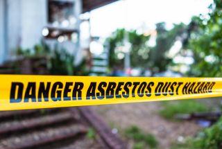 asbestos hazzard