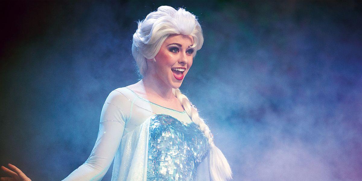 Elsa cast member