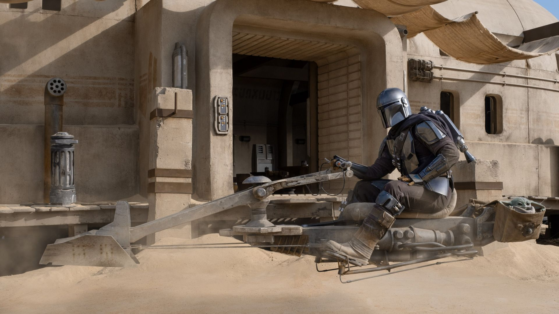 "The Mandalorian season 2, episode 1 review: ""Another wonderful adventure in that galaxy far, far away"" 