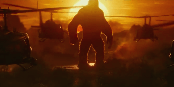 Kong: Skull Island < King Kong vs helicopters