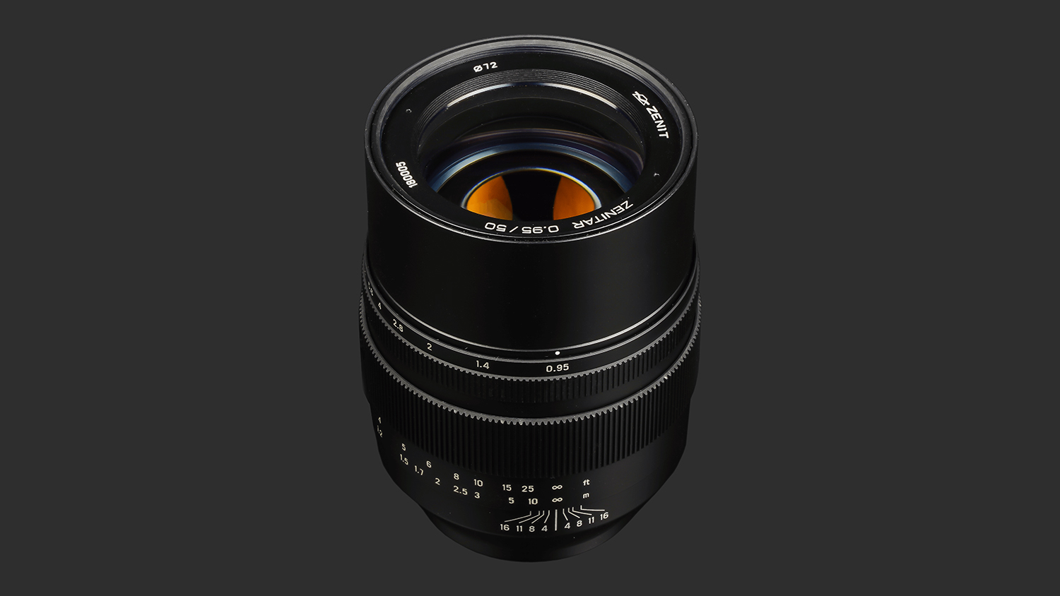 Zenitar 0.95/50 super fast Sony E-mount lens finally available