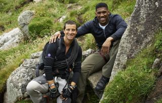 Bear Grylls Mission with Anthony Joshua 27th October