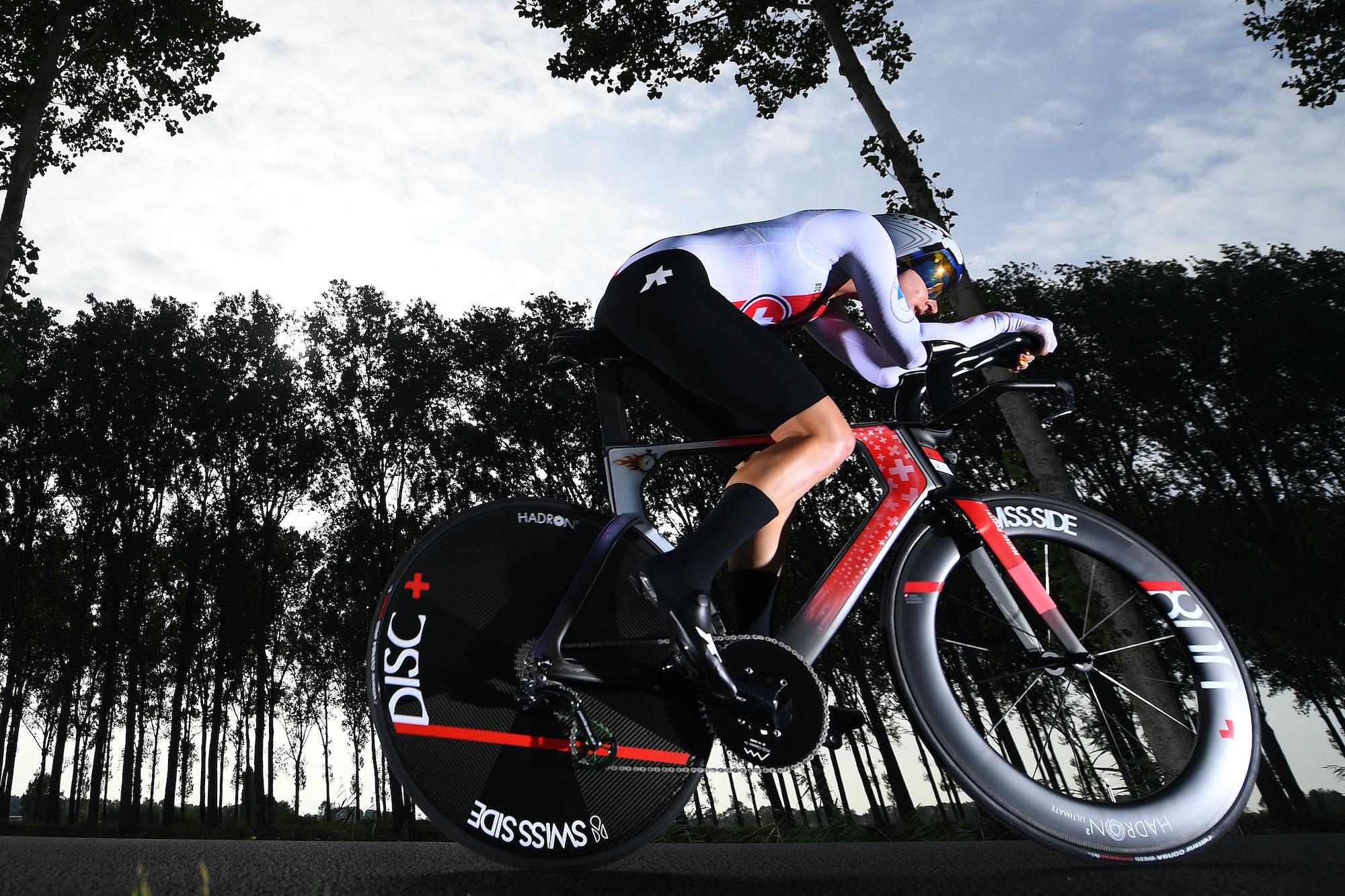 World Championships elite women's time trial 2021