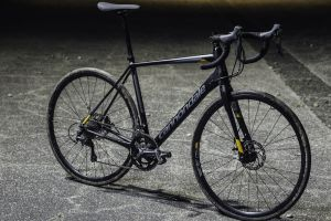 Cannondale Synapse Tiagra winter road bike