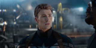 Chris Evans in Captain American: The Winter Soldier