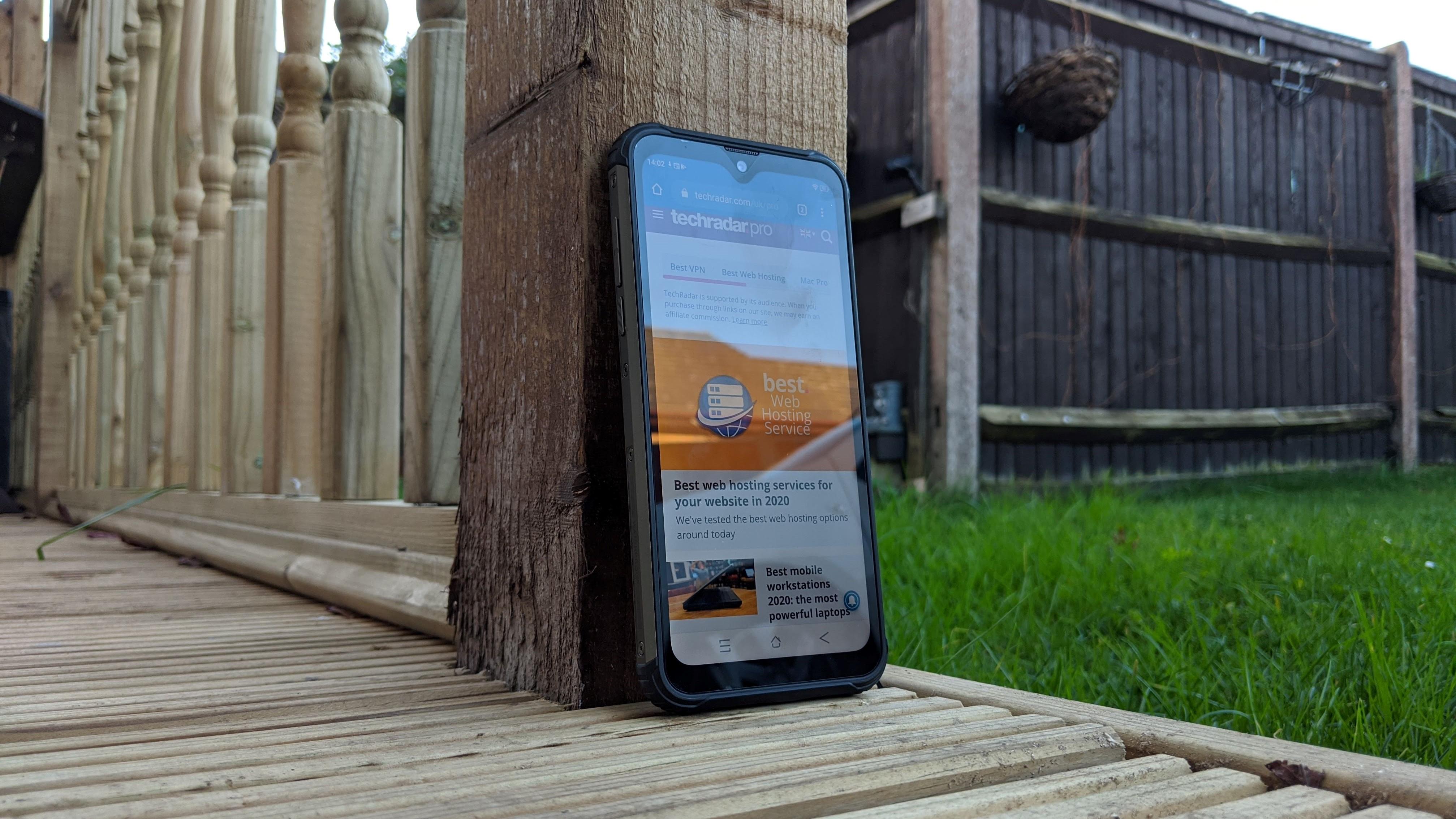 Blackview Bv9800 Pro Rugged Smartphone