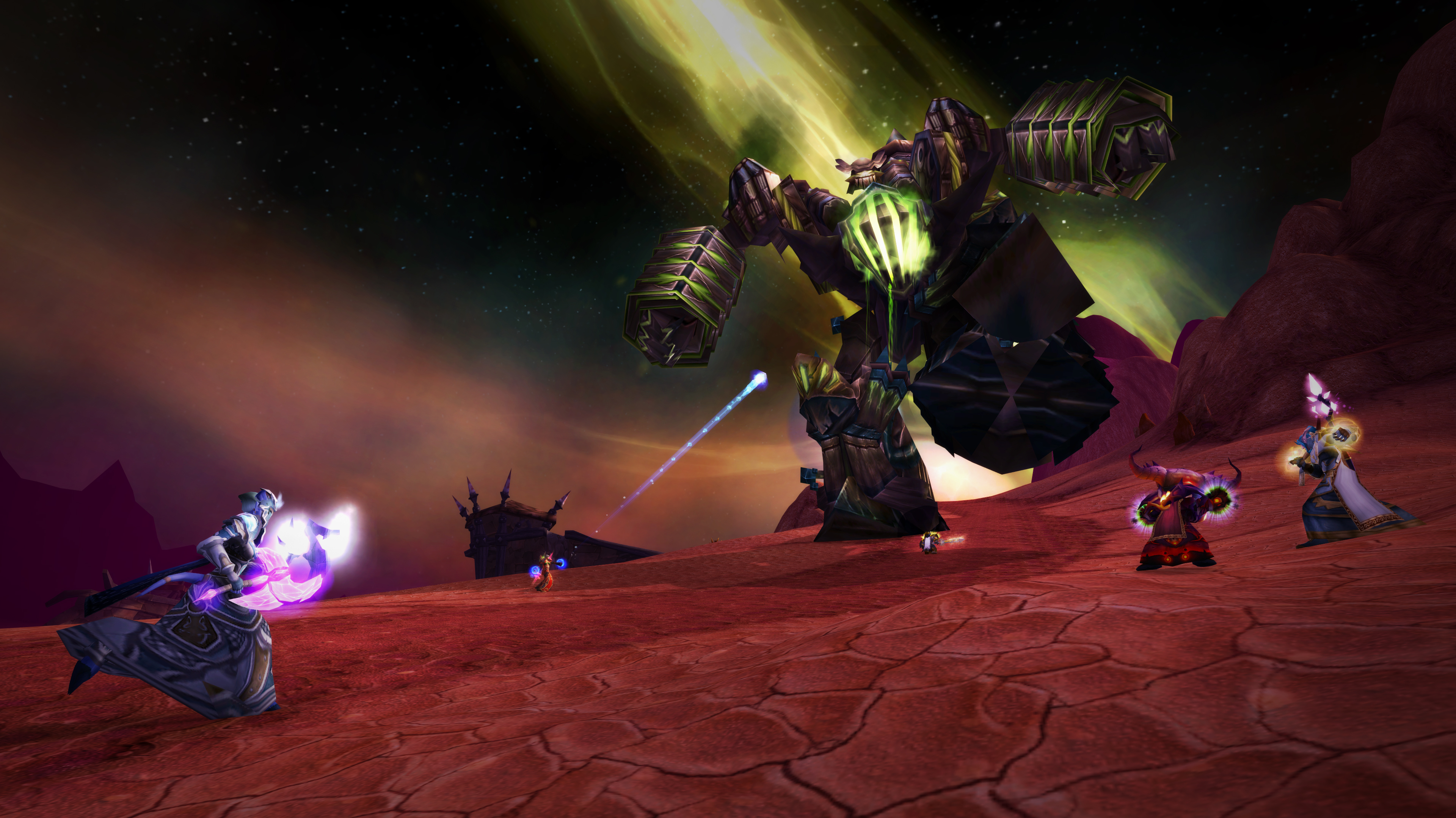 WoW: Burning Crusade Classic will use its much harder pre-nerf raid bosses because you're all much better at the game now