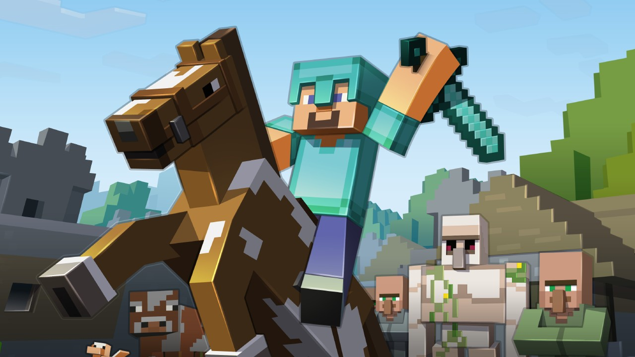 Minecraft's Super Duper Graphics Pack is canceled | GamesRadar+