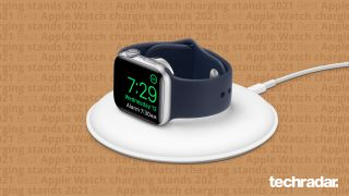 One of the best Apple Watch charging stands