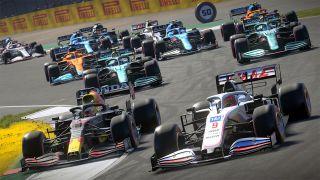F1 2021 sur Xbox Series X
