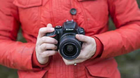 Nikon D5600 review | TechRadar