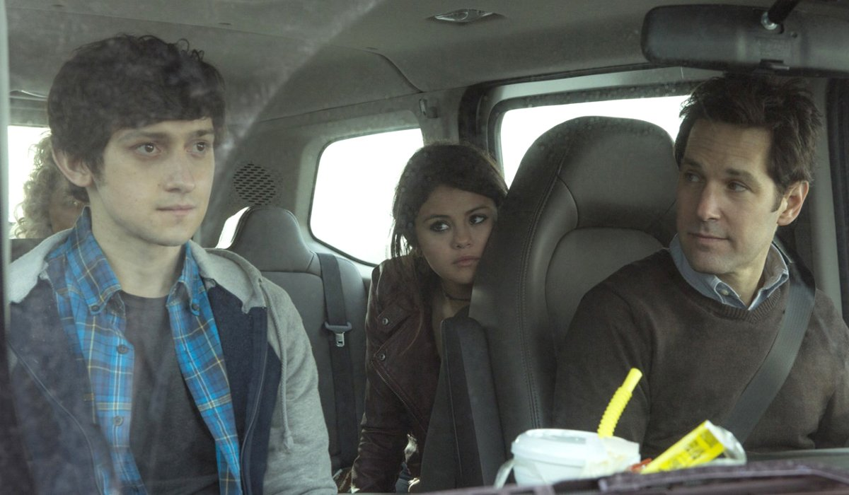The Fundamentals of Caring road trip in car Netflix