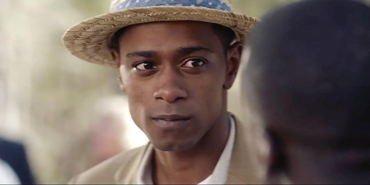 Lakeith in Get Out
