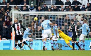 Newcastle United v Manchester City – Premier League – St James' Park