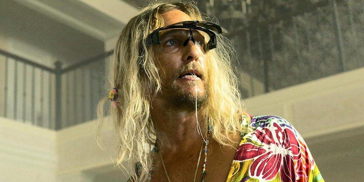 Matthew McConaughey - The Beach Bum
