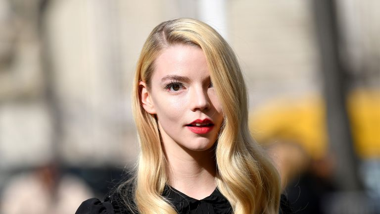 PARIS, FRANCE - MARCH 03: Anya Taylor-Joy attends the Miu Miu show as part of the Paris Fashion Week Womenswear Fall/Winter 2020/2021 on March 03, 2020 in Paris, France. (Photo by Jacopo Raule/Getty Images)