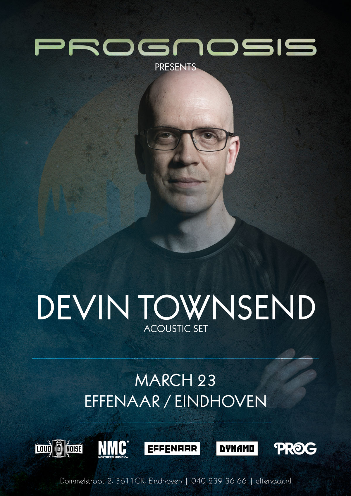 Devin Townsend to perform at Prognosis Festival | Louder