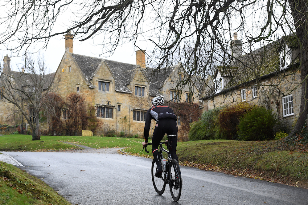 How less than an hour of cycling a week can help slow the ageing process