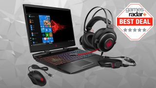 This cheap gaming laptop deal saves you $450 on a HP Omen AND gives you a free mouse and headset