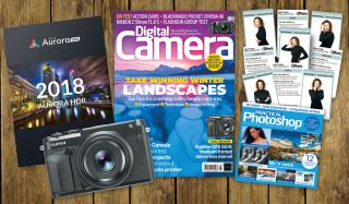The February 2019 issue of Digital Camera comes with 12 fabulous free gifts