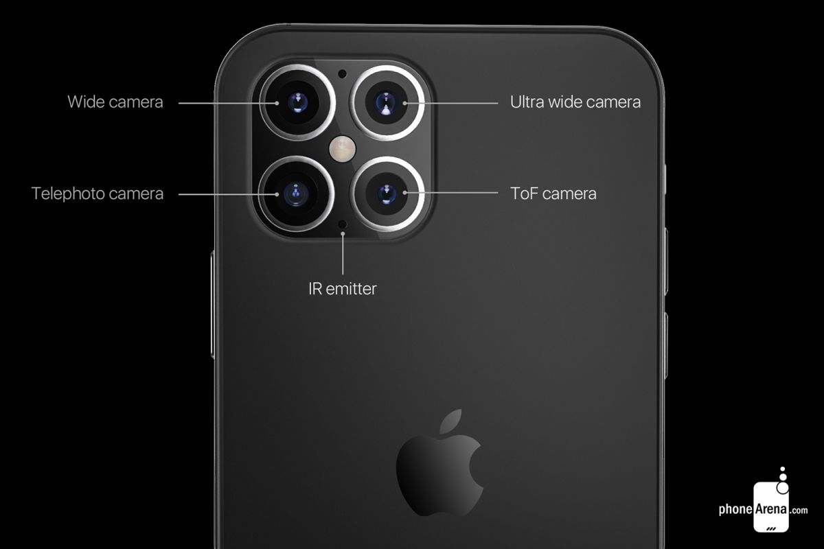 The iPhone 12's massive camera upgrade just leaked