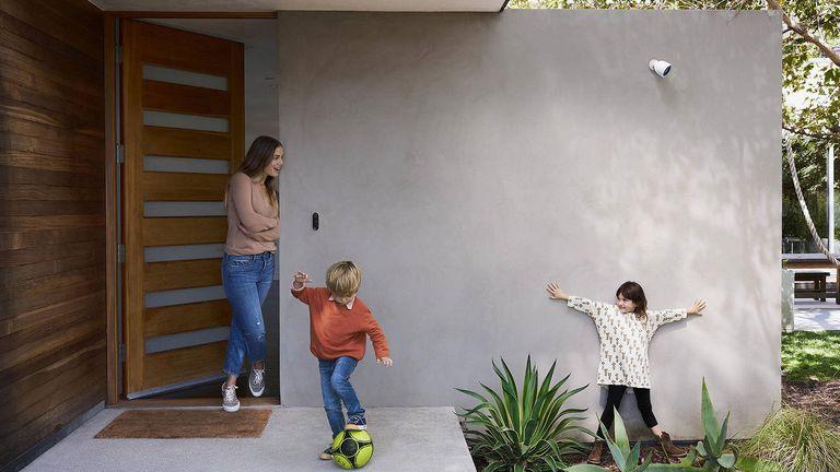 nest hello video smart doorbell from john lewis and partners