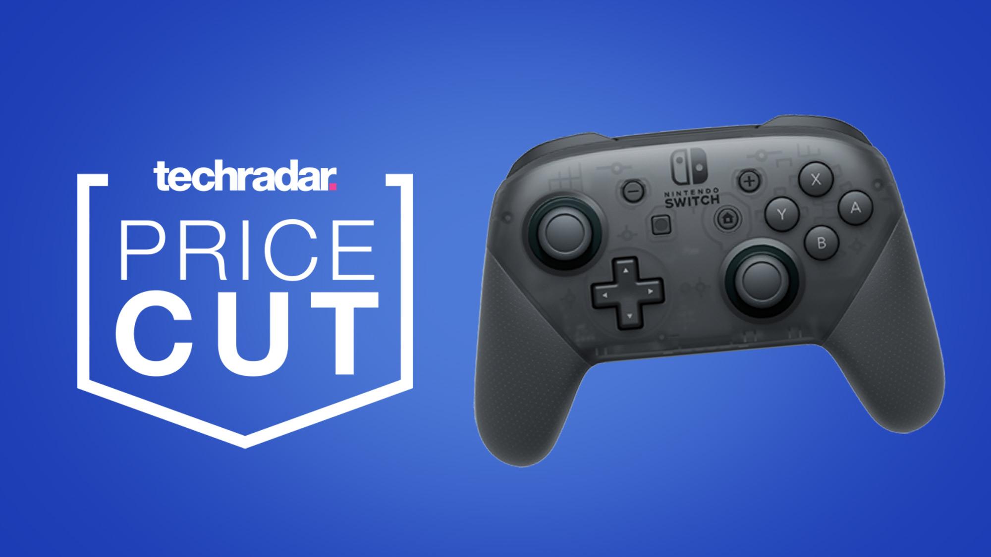 Nintendo Switch Pro Controller Hits 59 At Amazon Techradar
