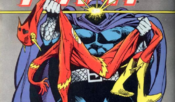 Eradicator DC Comics