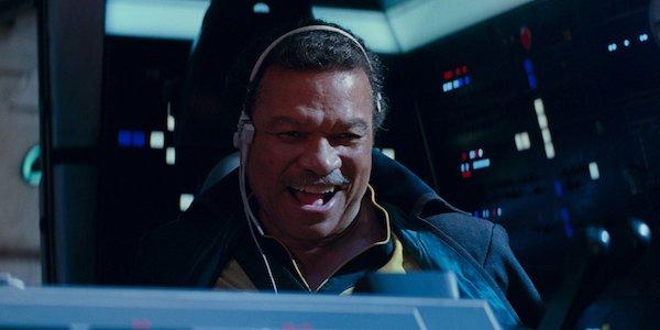 Lando in The Falcon