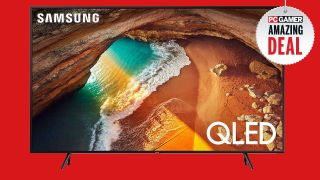 Amazing 4K TV deal gets you a Samsung QLED TV for less than $500, the lowest ever price