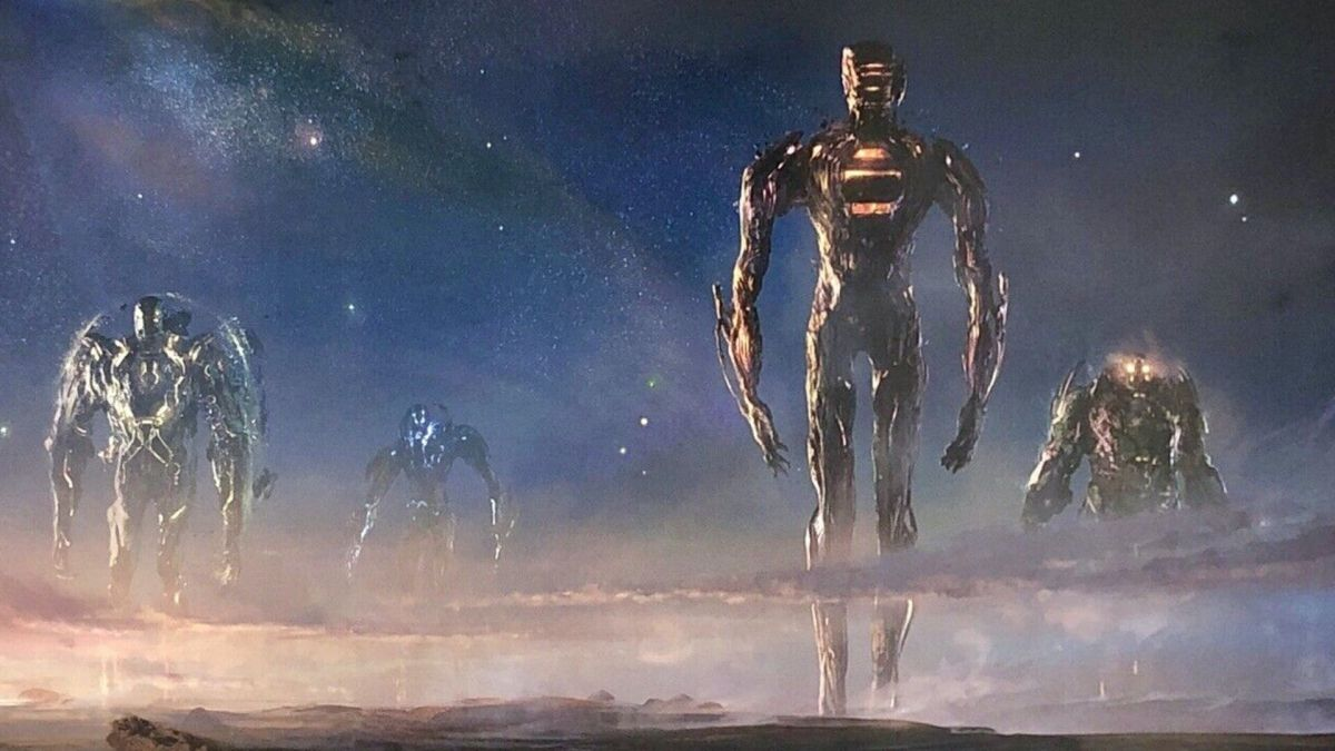 Eternals Release Date Cast Trailer Mcu Links And More Gamesradar