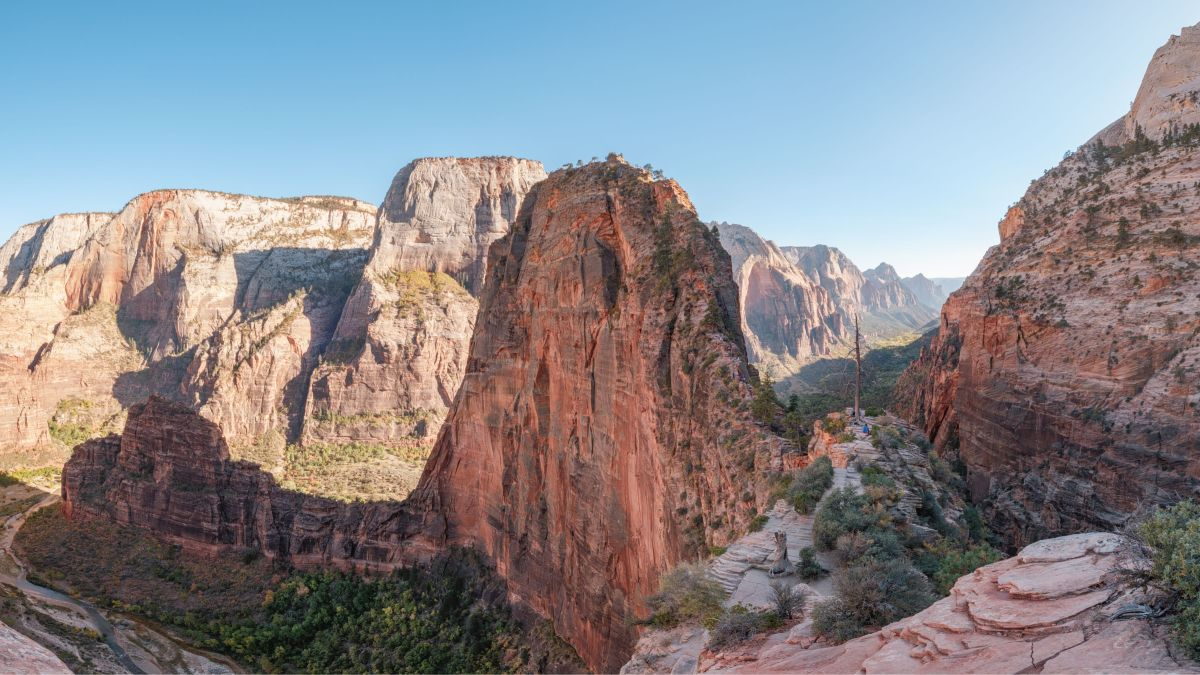 Why do so many people die at Angels Landing?