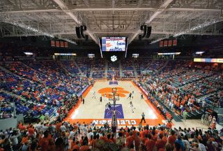 Clemson Upgrades Arena Sound With Bose RoomMatch