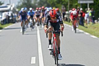 Tour de France 2021 108th Edition 4th stage Redon Fougeres 1504 km 29062021 Brent Van Moer BEL Lotto Soudal photo Peter De VoechtPNBettiniPhoto2021