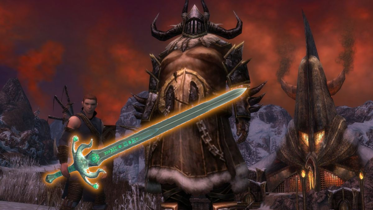 Guild Wars players uncover a sword hidden in the game for eight years