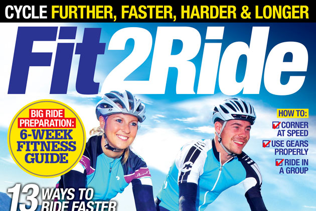 Fit2Ride Spring 2014