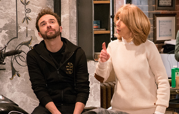 Coronation Street spoilers: David Platt wants Gail out of the salon