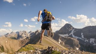 What is mountain running