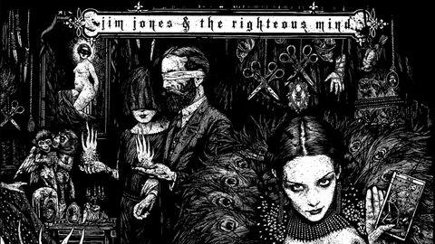 Jim Jones & The Righteous Mind - Super Natural