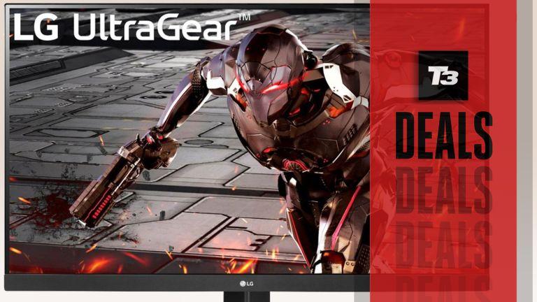 cheap gaming monitor deals lg ultragear