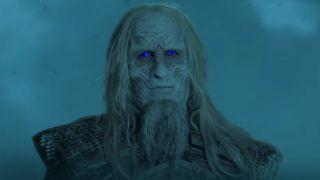 Scott Ian as a White Walker